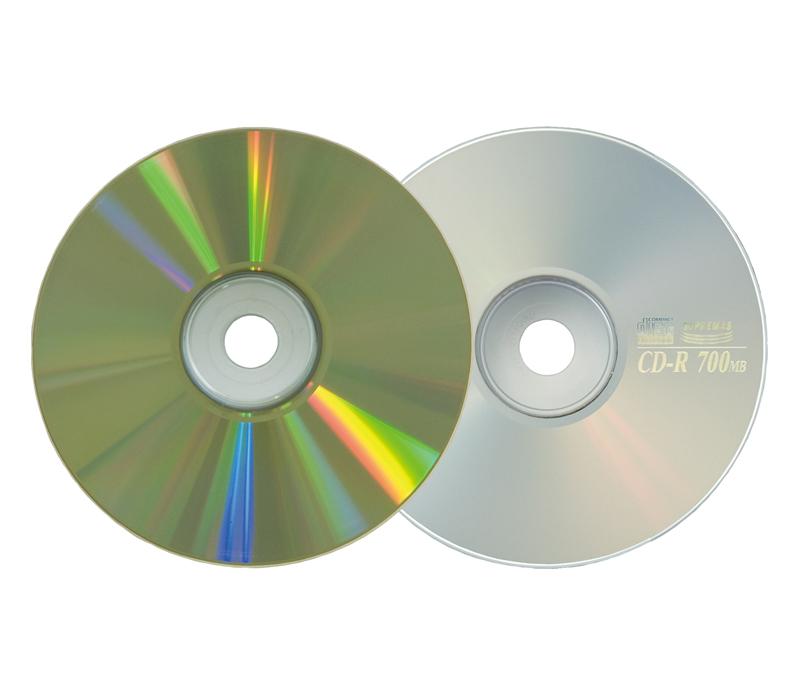CD-Rの例